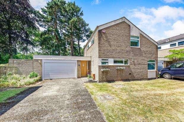 4 Bedrooms Link Detached House for sale in Bracknell, Berkshire