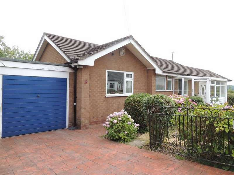 2 Bedrooms Detached Bungalow for sale in Beechwood Drive, Marple, Stockport