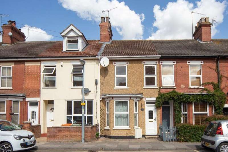 2 Bedrooms Terraced House for sale in George Street, Dunstable
