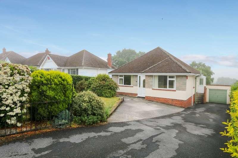 3 Bedrooms Detached Bungalow for sale in Ridgeway Road, Newton Abbot