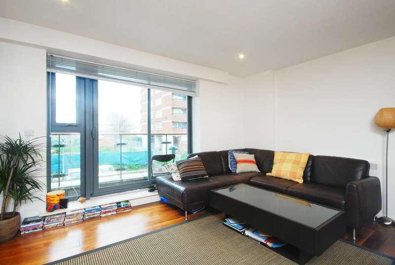 1 Bedroom Flat for sale in Devonport Street, Limehouse, E1