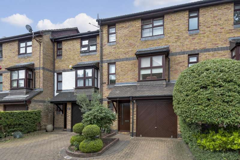 4 Bedrooms House for sale in St Crispin's Close, South End Green