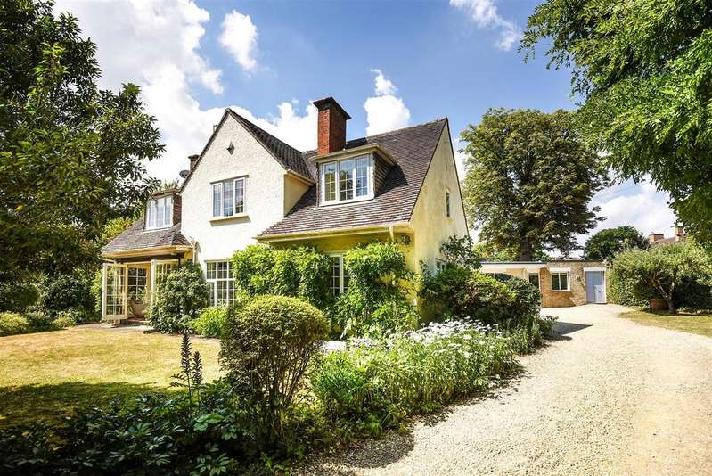 5 Bedrooms Detached House for sale in Richards Lane, Summertown, Oxford