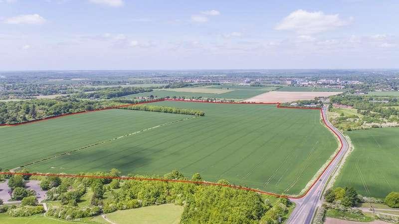 Land Commercial for sale in Shelford Bottom