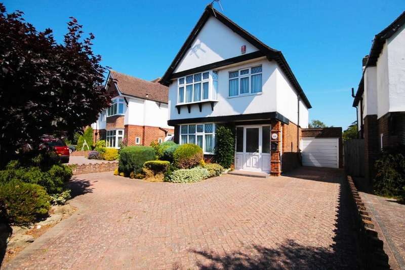 4 Bedrooms Detached House for sale in Shoreham