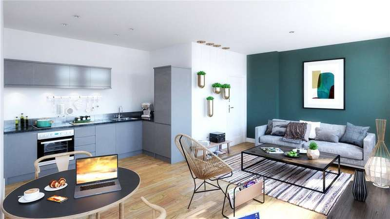 1 Bedroom Flat for sale in Apartment 1, Guild Heritage House, Bristol, BS2