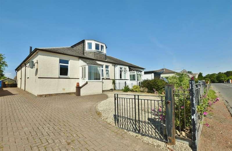 3 Bedrooms Semi Detached Bungalow for sale in 53 Meadowfoot Road, WEST KILBRIDE, KA23 9BU