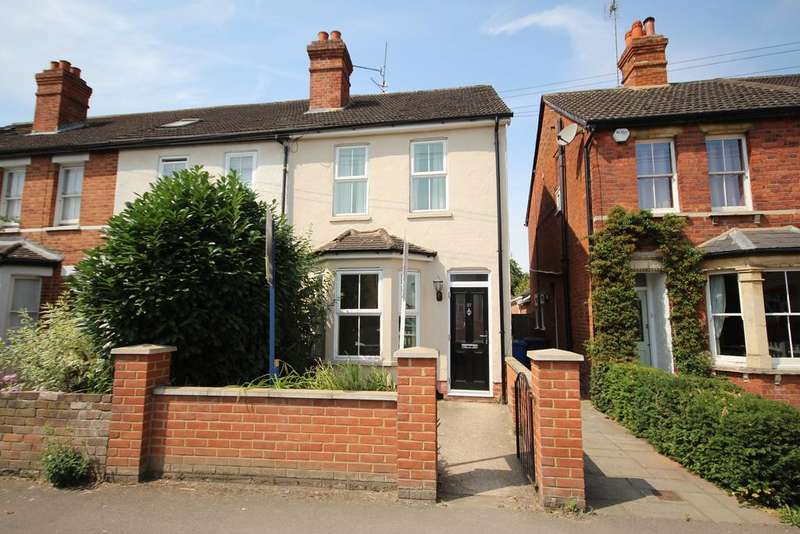 2 Bedrooms End Of Terrace House for sale in Blackamoor Lane, Maidenhead