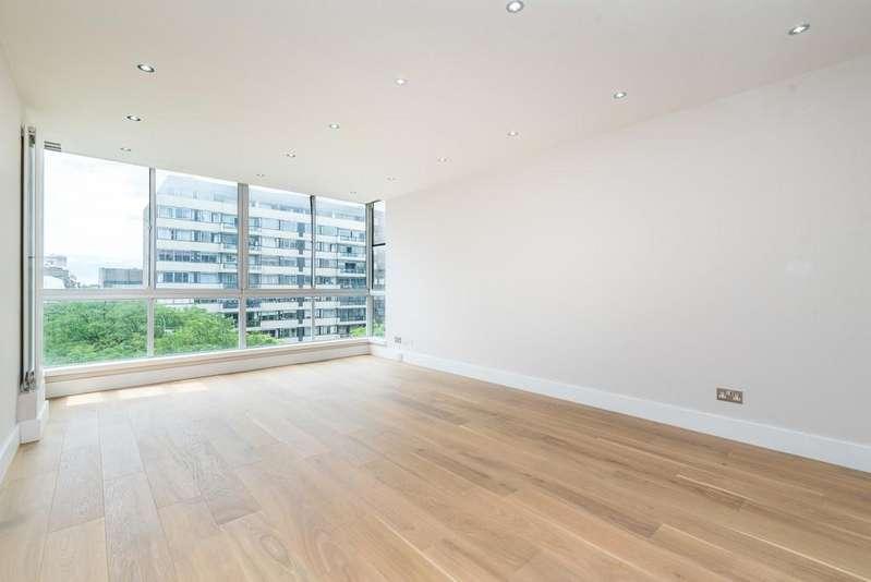 2 Bedrooms Apartment Flat for sale in Cambridge Square, Paddington, London
