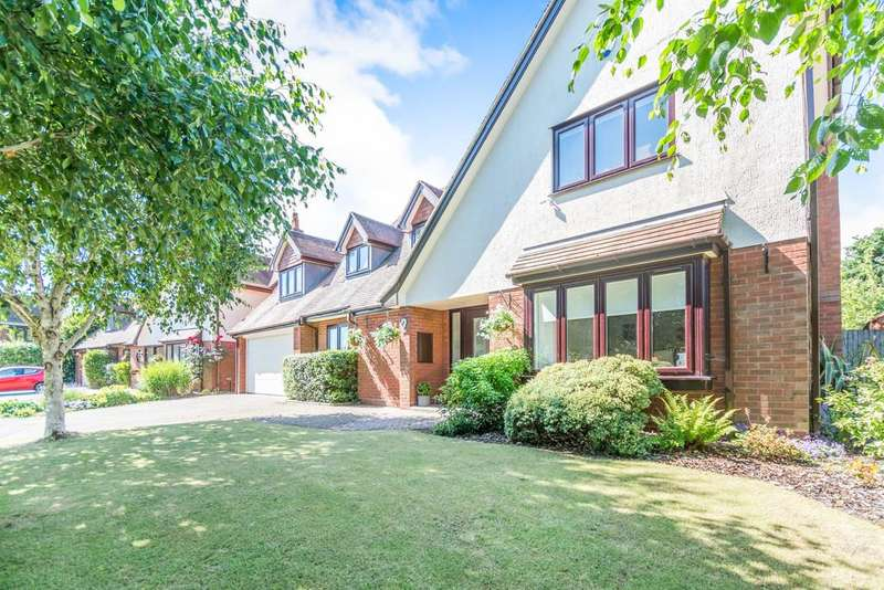 5 Bedrooms Detached House for sale in Hollyoak Grove, Solihull