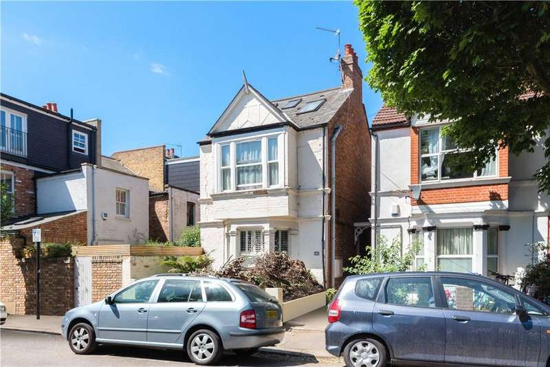 2 Bedrooms Flat for sale in Carlton Road, Chiswick, London, W4