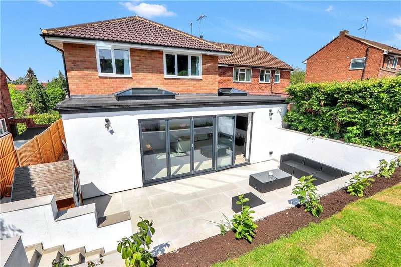 5 Bedrooms House for sale in Kindersley Way, Abbots Langley, Hertfordshire, WD5
