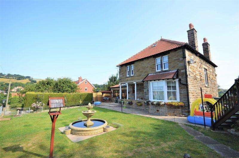 6 Bedrooms Country House Character Property for sale in Echo Hill, Sleights.