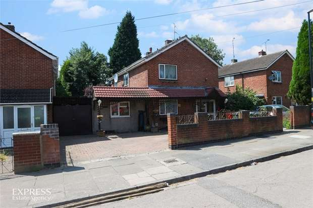 4 Bedrooms Detached House for sale in Sycamore Road, Coventry, West Midlands
