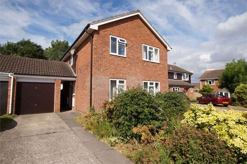 4 Bedrooms Detached House for sale in Caraway Road, Earley, READING, Berkshire