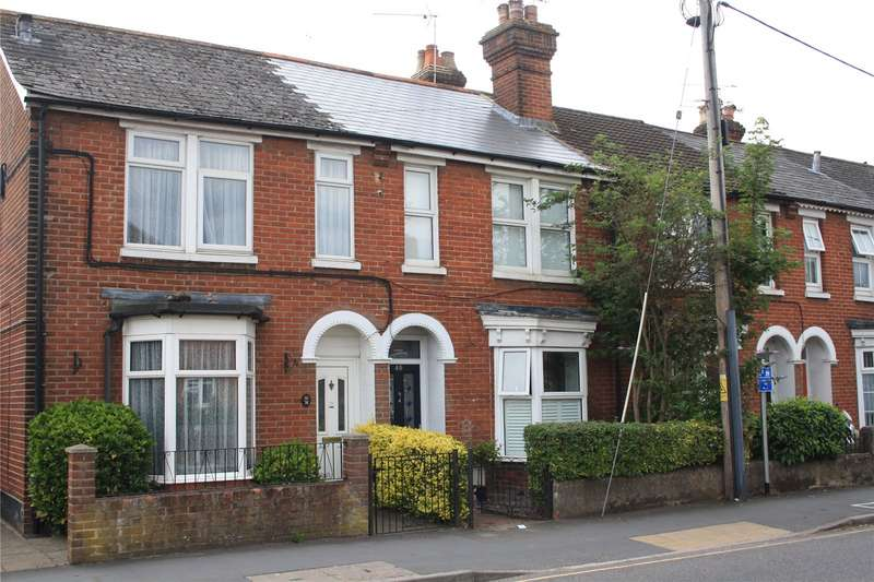 3 Bedrooms Terraced House for sale in Alma Road, Romsey, Hampshire, SO51