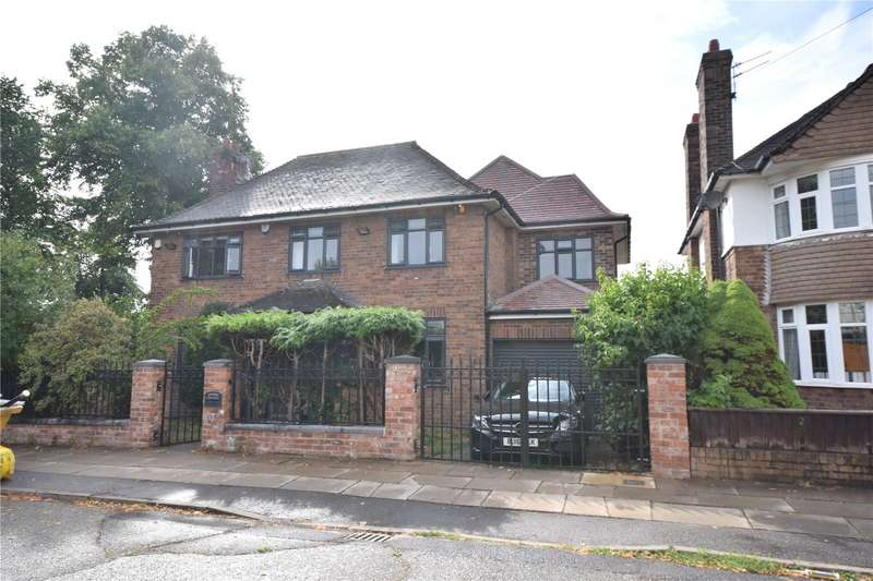 4 Bedrooms Detached House for sale in Woolacombe Road, Childwall, Liverpool, L16