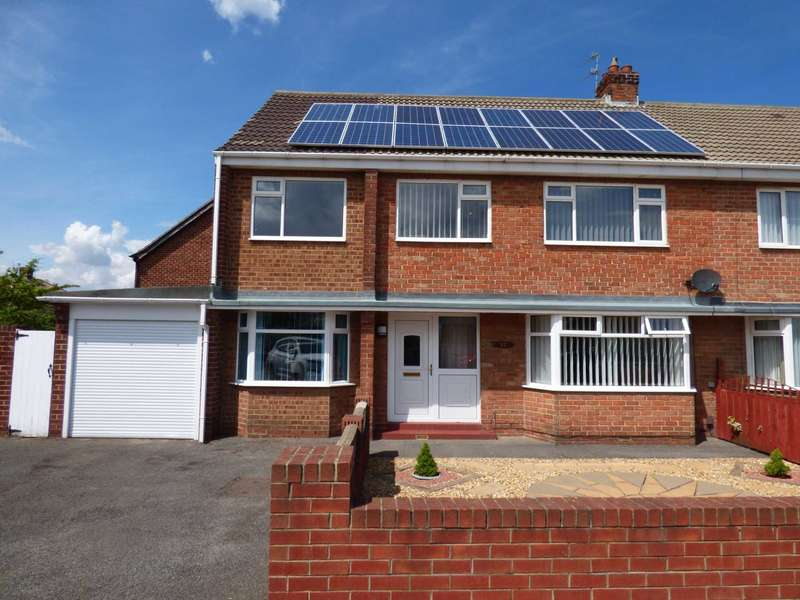4 Bedrooms Semi Detached House for sale in Hummershill Lane, Marske By The Sea