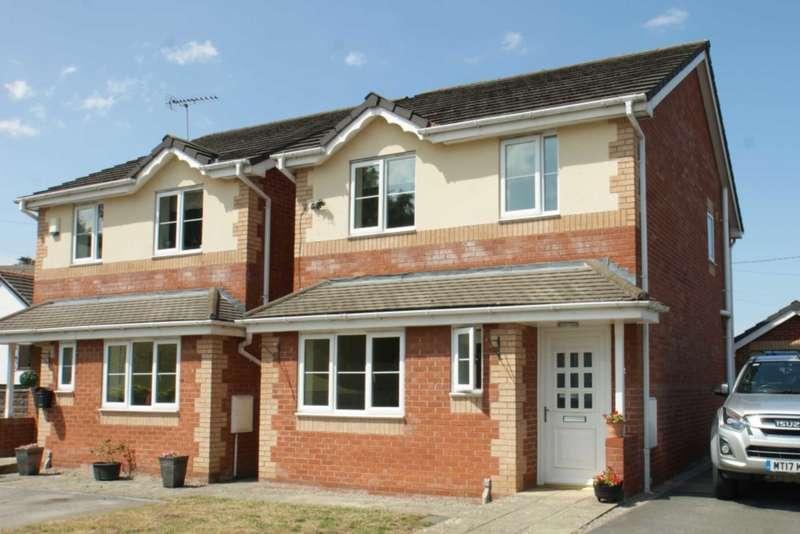 3 Bedrooms Detached House for sale in Stryd Tegeingl, Bagillt, Flintshire, CH6 6AS.