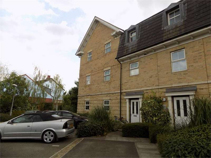 2 Bedrooms Flat for sale in Falcon Mews, Stanbridge Road, Leighton Buzzard, Bedfordshire