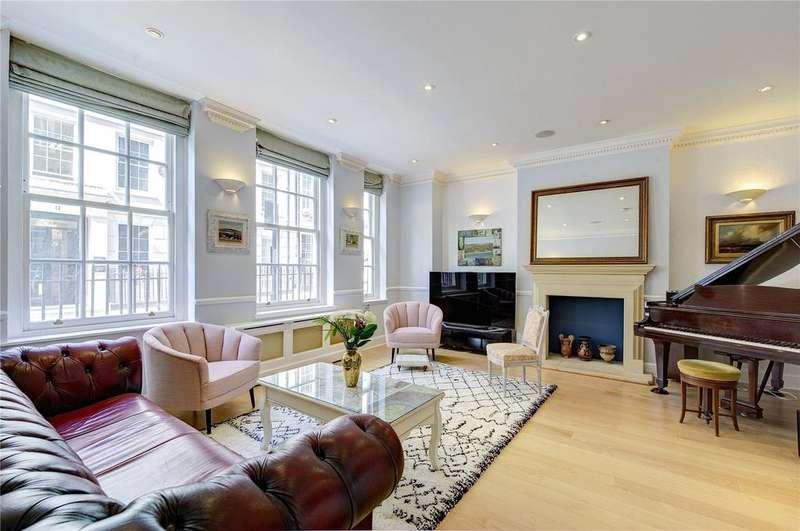 3 Bedrooms Maisonette Flat for sale in Buckingham Street, Covent Garden, WC2N