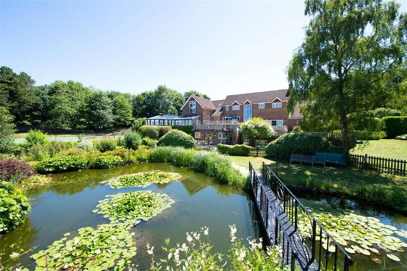 7 Bedrooms Detached House for sale in Winchester, Hampshire, SO21