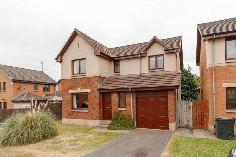 4 Bedrooms Detached Villa House for sale in 40 Burnbank, Straiton, EH20 9NE