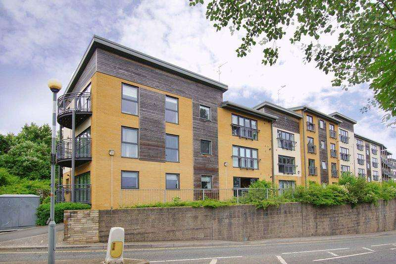2 Bedrooms Apartment Flat for sale in Mill Court, Weavers Mill Close, Bristol, BS5 8FF
