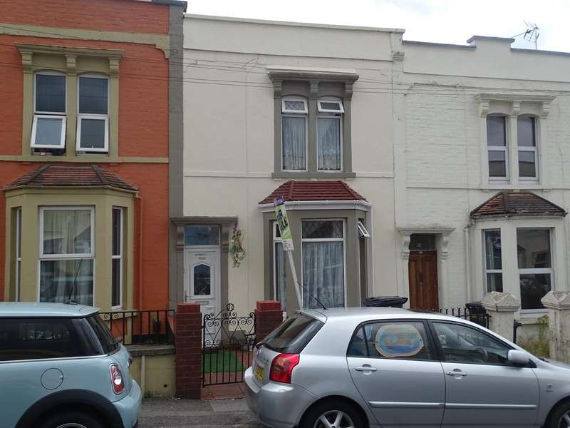 2 Bedrooms Terraced House for sale in Glen Park, Easton, Bristol BS5