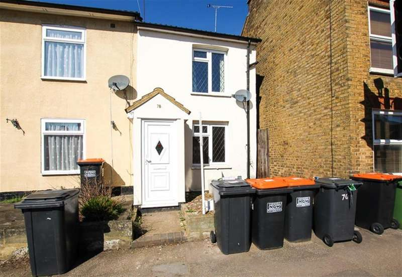 2 Bedrooms End Of Terrace House for sale in Wing Road, Leighton Buzzard