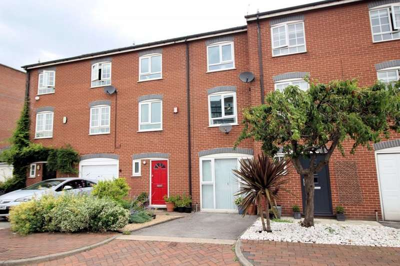 4 Bedrooms Town House for sale in Merchants Quay, Salford Quays, Salford, M50