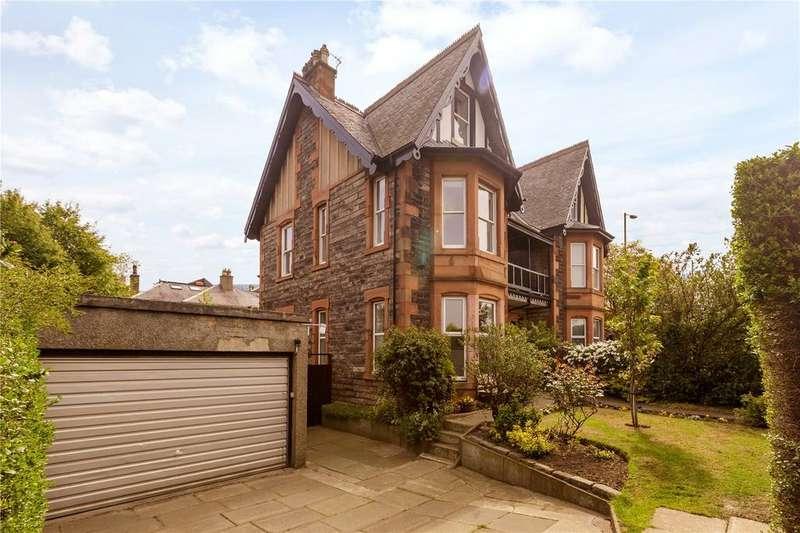 5 Bedrooms Semi Detached House for sale in 36 Duddingston Park, Edinburgh, Midlothian, EH15