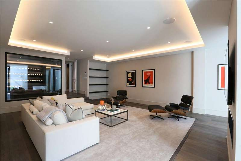 6 Bedrooms Semi Detached House for sale in Ellerby Street, London, SW6