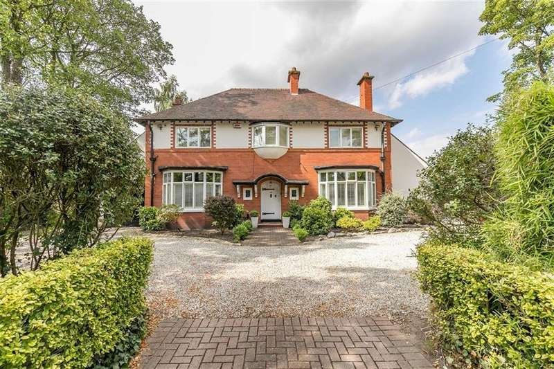 5 Bedrooms Detached House for sale in Ashton Lane, Sale