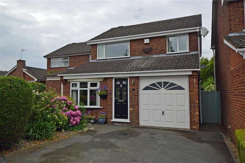 3 Bedrooms Detached House for sale in Ferndale Drive, Ratby