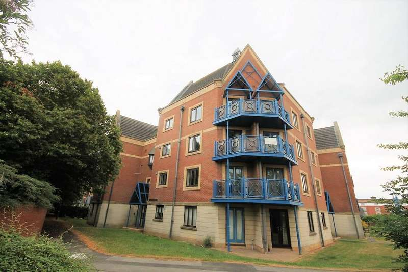 3 Bedrooms Penthouse Flat for sale in Anchorage Mews, Teesdale, Stockton-On-Tees