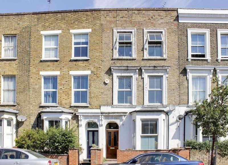 5 Bedrooms Property for sale in Clifden Road, London, E5
