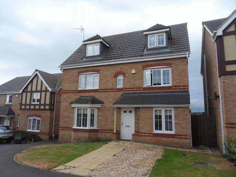 6 Bedrooms Detached House for sale in Sandown Close, Oakley Vale, Corby