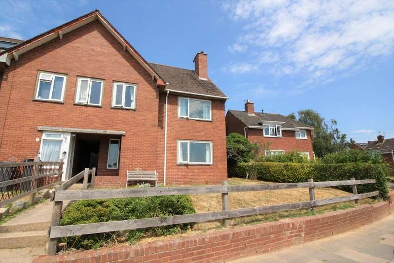 3 Bedrooms End Of Terrace House for sale in Prince Charles Road, Exeter