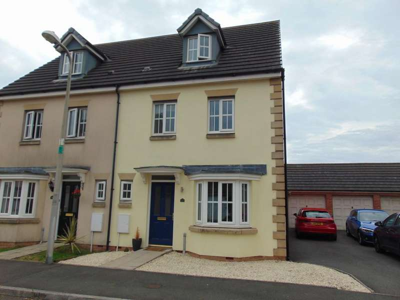 4 Bedrooms Town House for sale in Porth Y Gar, Llanelli