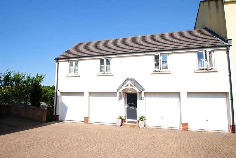 2 Bedrooms Semi Detached House for sale in Trafalgar Drive, Torrington