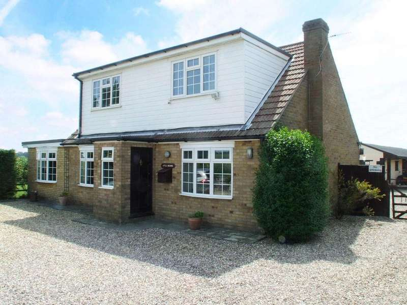 4 Bedrooms Detached House for sale in Frieston Ings LINCOLNSHIRE