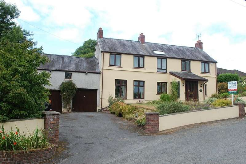 5 Bedrooms Detached House for sale in Cefn Abbey CARMARTHENSHIRE