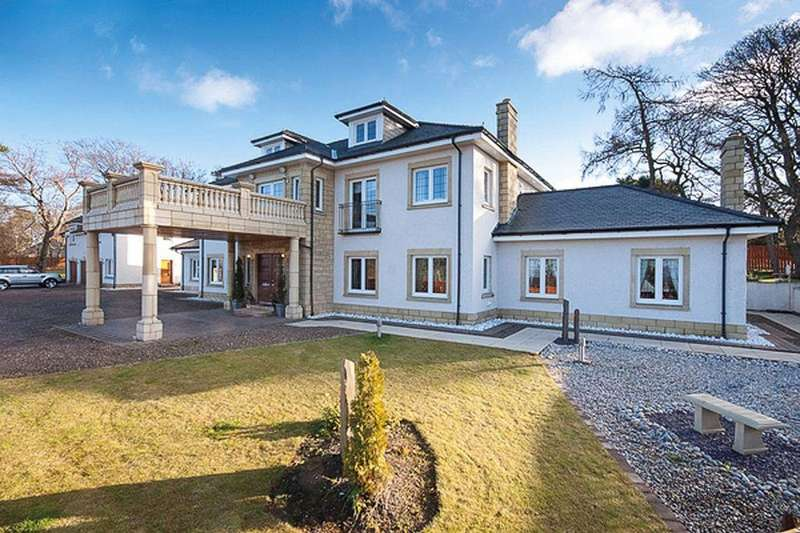 5 Bedrooms Detached House for sale in Airybank, Quarrybank, Cousland, Midlothian, EH22 2NT