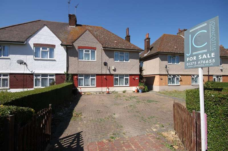 5 Bedrooms Terraced House for sale in Stephenson Avenue, Tilbury
