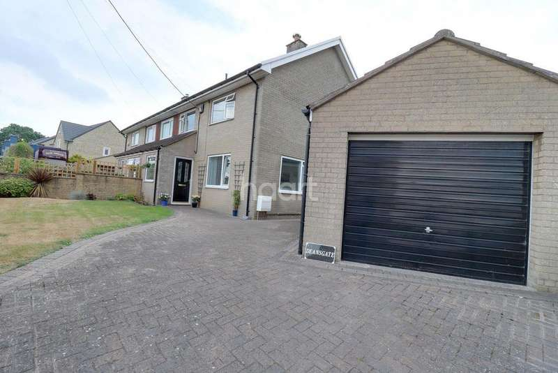 3 Bedrooms Semi Detached House for sale in Temple Inn Lane, Temple Cloud, BS39