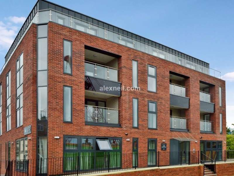 2 Bedrooms Flat for sale in Atar House, Bermondsey SE16
