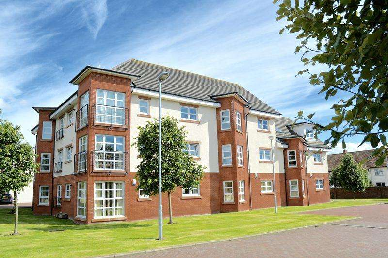 2 Bedrooms Flat for sale in Elms Way, Ayr