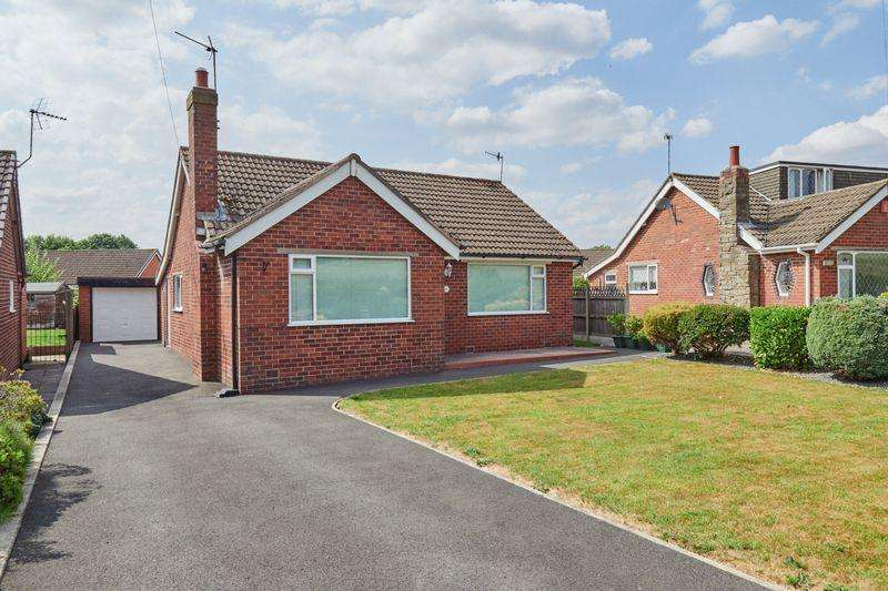 3 Bedrooms Detached Bungalow for sale in Mill Hayes Road, Knypersley, Staffordshire, ST8 7BU