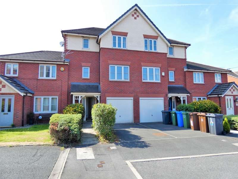 4 Bedrooms Town House for sale in Freshwater Drive, Ashton-under-Lyne, Greater Manchester, OL6